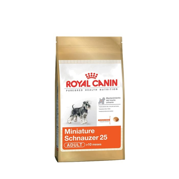 Royal Canin schnauzer miniature