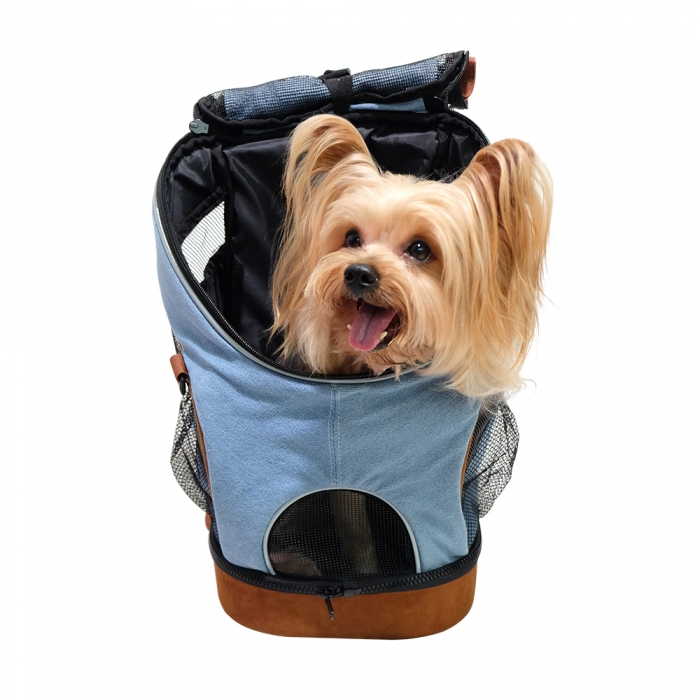 Cocooning denim fun lightweight pet